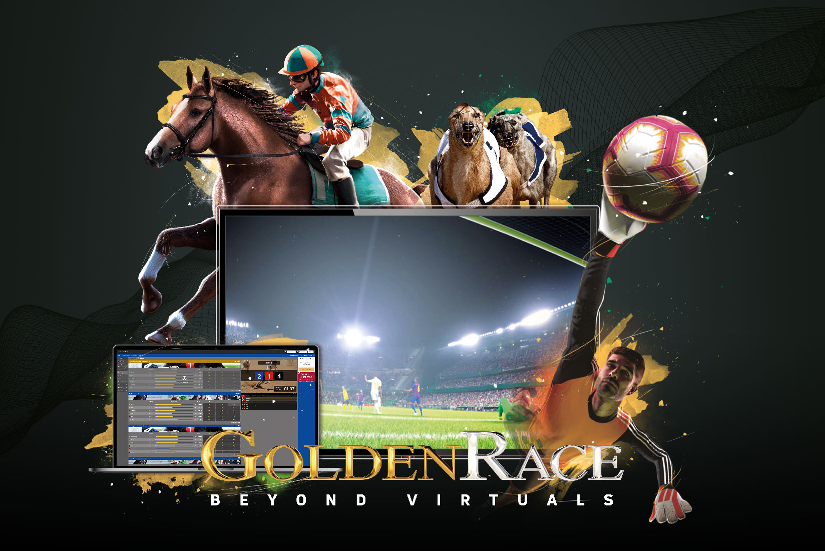 Golden Race to reach new betting platforms through Emara Play Agreggator